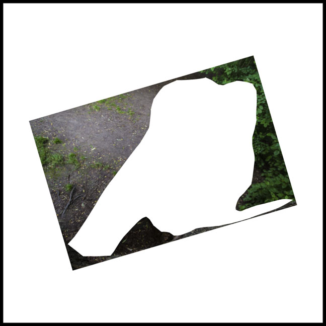 guillermo gudino abstract photography art mexican background square new topographic landscape contemporary cut-out shapes form